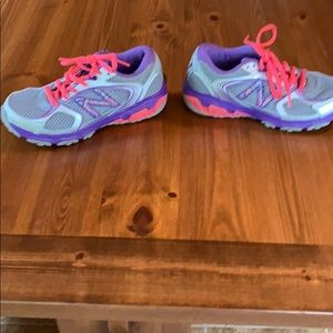 Other - Girls New Balance shoes never worn